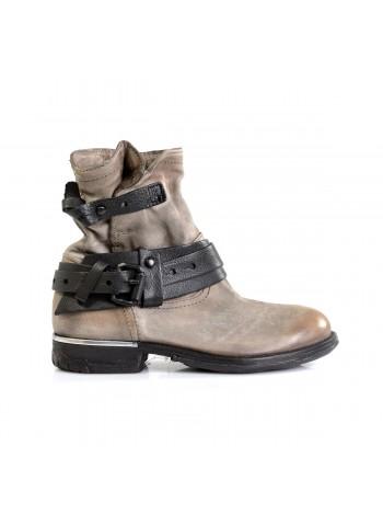 Ботинки женские A.S.98 708203 snow-nero