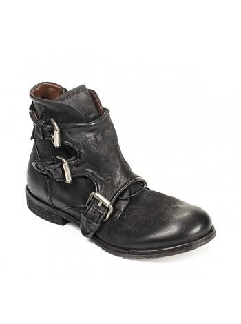 Ботинки мужские A.S.98 401202-1201-nero