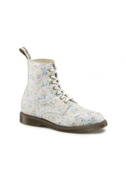 Dr.Martens Evan Off White Tulip Fine Canvas 15006110 7 45667