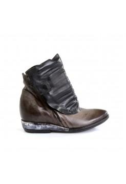 Ботинки женские A.S.98 599208 grigio-nero