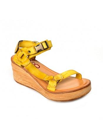 Босоножки A.S.98 528008/101-giallo