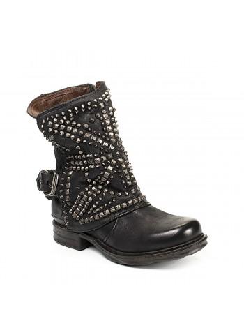 Ботинки A.S.98 259215-102-nero