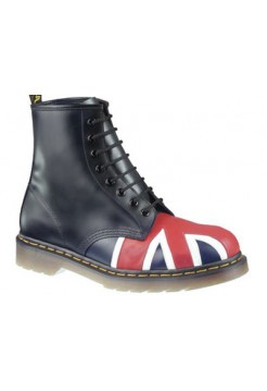 Dr.Martens Union Jack black 8 Eye 10950001_45381