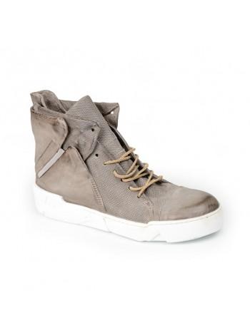 Ботинки мужские A.S.98 382208/104-grigio