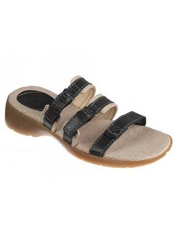 Dr.Martens Carly II Slide Black Stone сандалии жен 11677002_46048