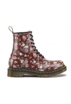 Ботинки женские Dr.Martens 1460 W Cherry Red Vintage Rose 11821614_45057