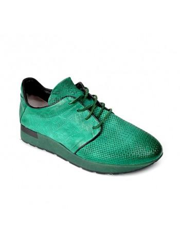 Сникерсы A.S.98 283104/104-smeraldo-smeraldo-nero