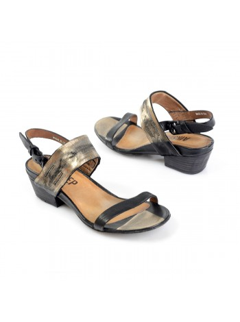 Туфли женские A.S.98 193009 nero