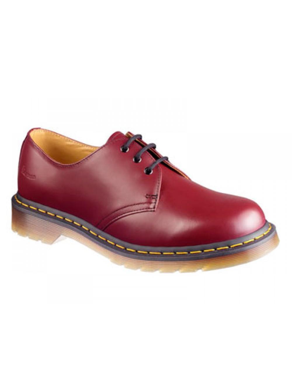 Купить ботинки Dr.Martens 1461 59 Cherry Red Smooth 10085600 45978 в ... 45158daf46eaa