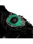 Сандалии A.S.98 297003/101-dark-nero-smeraldo-blanco-nero